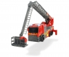 Fire Engine with turnable ladder
