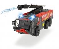 Camion de pompiers d'aéroport