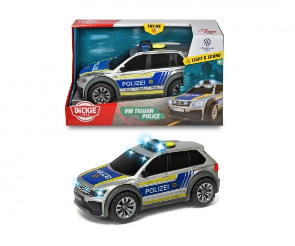 VW Tiguan Police