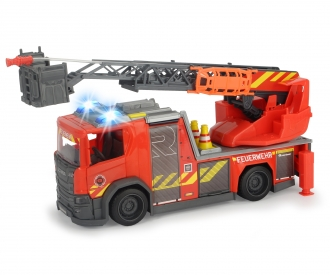 Scania Turntable Ladder