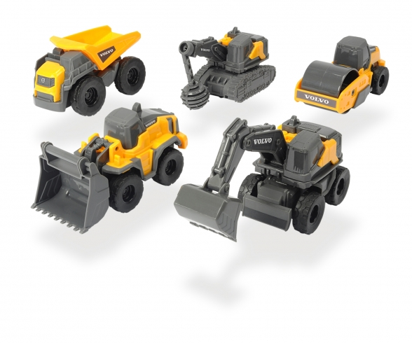 Volvo Micro Workers