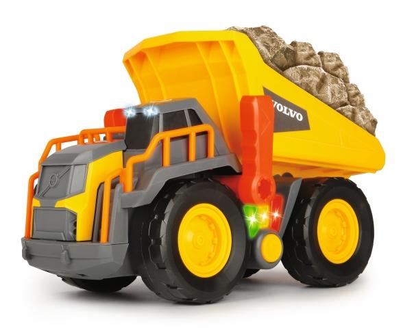 Volvo Weight Lift Truck
