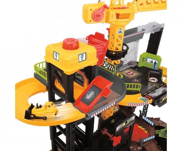 Construction Playset, BO