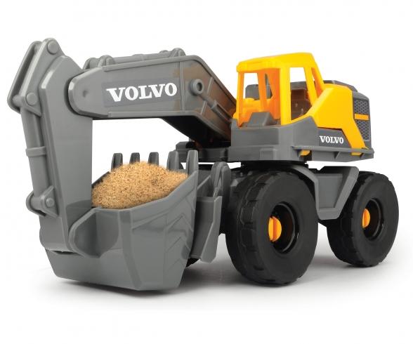 Volvo Construction Playset