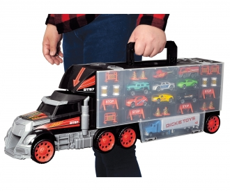 Camion à poigné