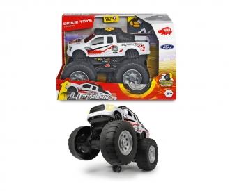 Ford Raptor - Wheelie Raiders