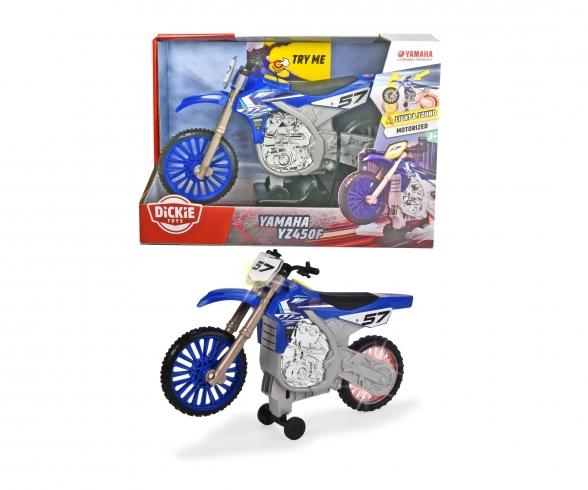 Yamaha YZ - Wheelie Raiders