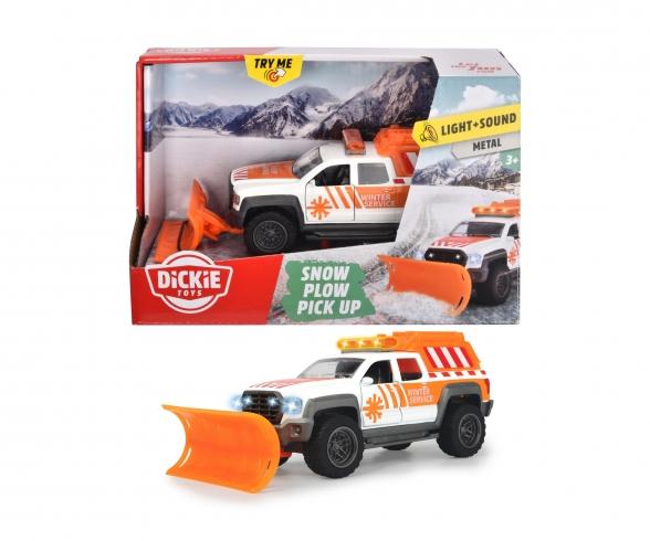Snow Plow Pick Up