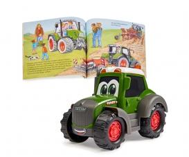 Set aus Sachbuch und Fahrzeug: Bauernhof
