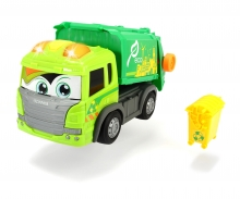 Happy Garbage Truck