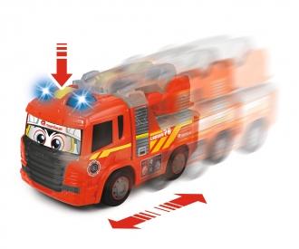 Happy Fire Engine