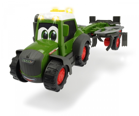 Happy Fendt Tedder