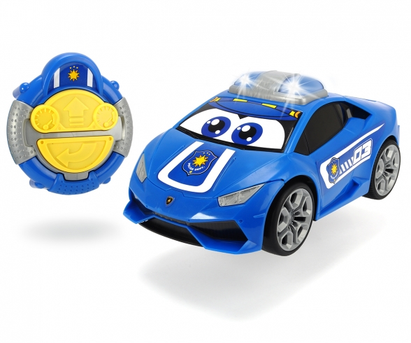 IRC Happy Lamborghini Huracan Police