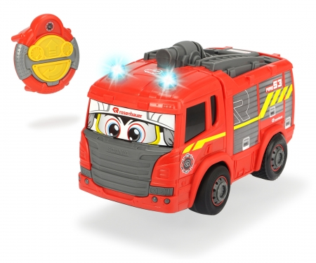 IRC Happy Fire Truck