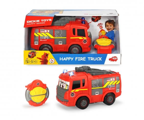 IRC Happy Fire Truck