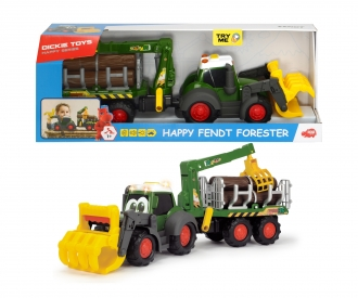Happy Fendt Forester