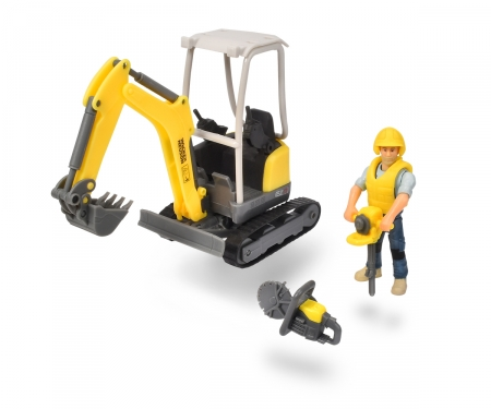 Playlife - Excavator Set