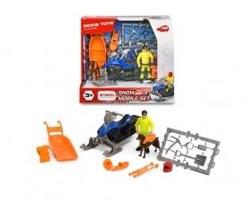 Playlife - Schneemobil Set