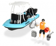 Playlife Fishing Boat Set