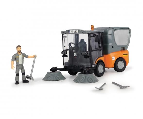 Playlife-Street Sweeper Set