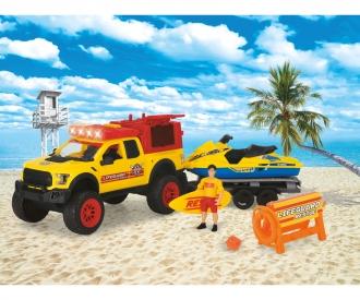 Playlife - Beach Rescue Set