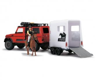 Playlife Horse Trailer Set