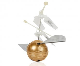 Harry Potter Golden Snitch Heliball