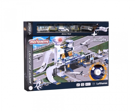 Creatix Lufthansa Airport + 5 vehicles