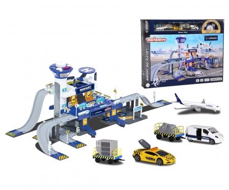 Creatix Lufthansa Airport + 5 Fahrzeuge