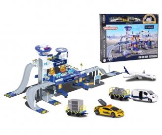 Creatix Flughafen Lufthansa + 5 Fahrzeuge