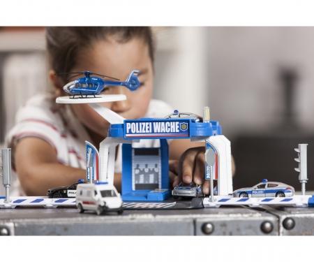 Creatix Polizei Office + 1 Car