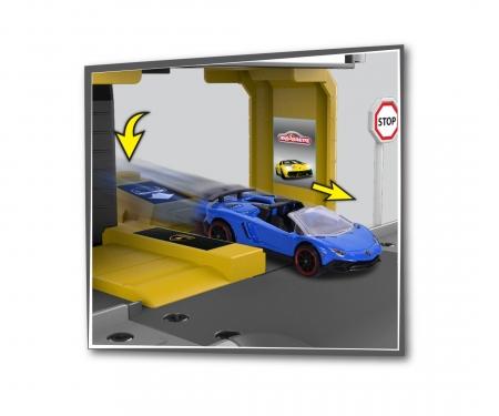 Creatix Lamborghini showroom + 1 car
