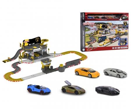 Creatix Lamborghini Race + 5 cars