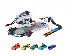 Porsche Experience Center + 5 Fahrzeuge