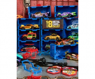Tune Ups - 1 von 18 Autos, 7 Überraschungen, inkl. Tuning-Zubehör, Lieferung 1 Stück