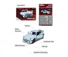 Vintage Porsche 934