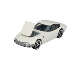 Vintage Toyota 2000 GT white