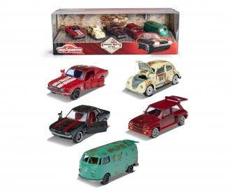 Vintage Rusty 5er Geschenkset