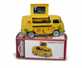 Vintage Deluxe VW T1 Mexican Foodtruck