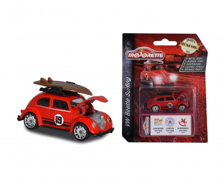 VW Beetle Surfing Toy Fair 2019