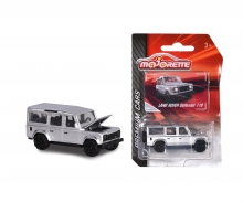 Majorette 212053052Q04 Premium Cars Gelb Mercedes-AMG G63 Neu