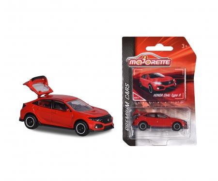 Premium Honda Civic Type R red