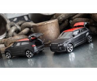 Range Rover Evoque + Sammelkarte