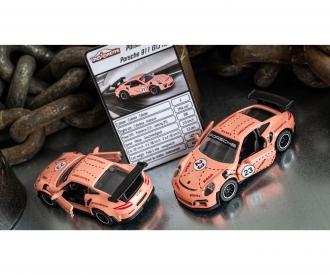 """Porsche 911 GT3 RS """"Sau"""" + Sammelkarte"""