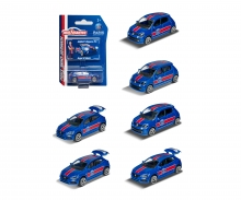 Premium Cars PSG, 6-asst.
