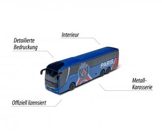 Paris Saint-Germain Teambus – MAN Lion's Coach Supreme L