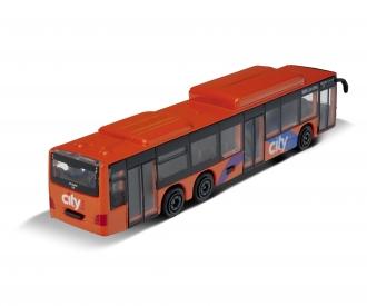 MAN City Bus orange