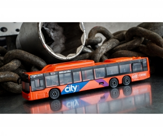 MAN City Bus orange