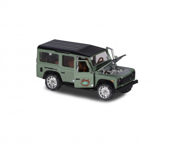 Deluxe Cars Land Rover Defender 110