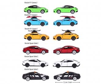 Porsche Deluxe Car, 1 Stück